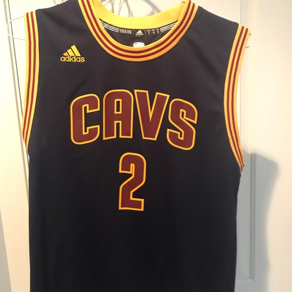 wholesale dealer 4f799 eaee5 NWOT Cleveland Cavaliers Kyrie Irving Jersey